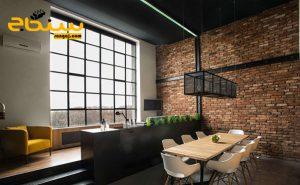 طراحی نمای داخلی سنتی و مدرن
